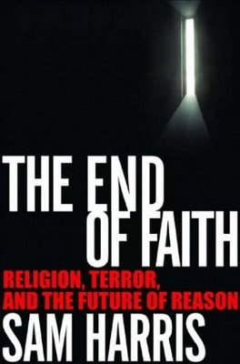 the end of faith by sam harris essay ― sam harris, the end of faith: religion, terror, and the future of reason tags: devout-christian , evidence , reason , skepticism 240 likes.